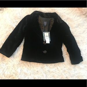 3/$25 ———  Black Jacket from The Gap
